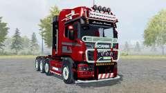 Scania R560 8x8 Topline Heavy Duty for Farming Simulator 2013
