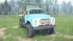 ZIL 130 4ᶍ4 for MudRunner