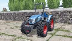 New Holland T4.75 Garden Editioɳ for Farming Simulator 2017