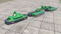 John Deere F350R and R990R for Farming Simulator 2017