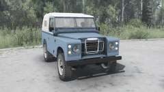 Land Rover Series III 88 Soft Top 1971 for MudRunner