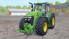 John Deere 7930 front loadeꞧ for Farming Simulator 2015