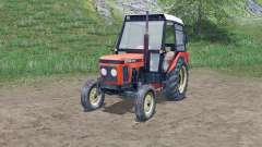 Zetor 7211 2WƉ for Farming Simulator 2017