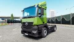 Mercedes-Benz Antos 1832 2012 for Euro Truck Simulator 2