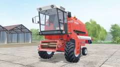 Bizon Rekord 5058 for Farming Simulator 2017