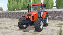 Zetor Forterra 11441 real exhaust smoke for Farming Simulator 2017