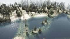 Snake road 5 for MudRunner