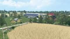 RiverField for Farming Simulator 2015