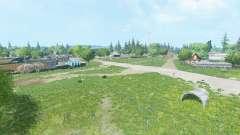 The Village Kuray for Farming Simulator 2015