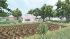 Bolusowo old version for Farming Simulator 2015
