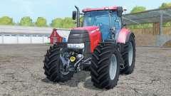 Case IH Puma 160 CVX new wheels for Farming Simulator 2015