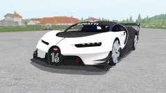 Bugatti Vision Gran Turismo 2015 for Farming Simulator 2017