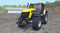 JCB Fastrac 7270 animated element for Farming Simulator 2015