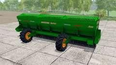 Stara Bruttus 12000 for Farming Simulator 2017