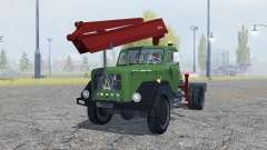 Magirus-Deutz 200 D 26 timber for Farming Simulator 2013