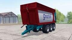 Grazioli Domex 200-6 for Farming Simulator 2017