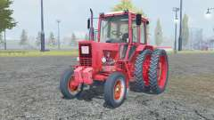 MTZ 80 Belarus animated elements for Farming Simulator 2013