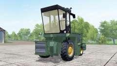 John Deere 5440 dual front wheels for Farming Simulator 2017