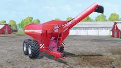 Horsch Titan 34 UW extended tube for Farming Simulator 2015
