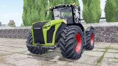 Claas Xerion 4500 Traƈ VC for Farming Simulator 2017