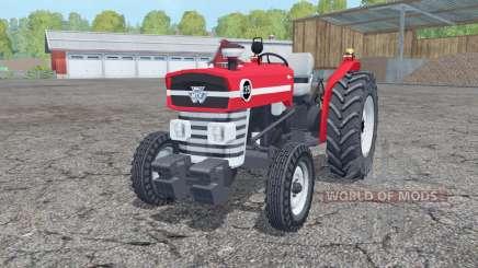 Massey Fergusoɳ 135 for Farming Simulator 2015