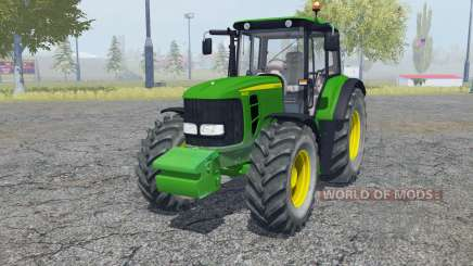 John Deere 6630 2006 for Farming Simulator 2013