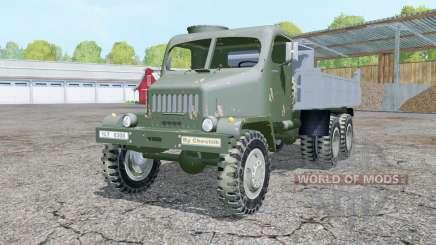 Praga V3S-S for Farming Simulator 2015
