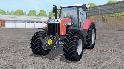 Versatile 305 loader mounting for Farming Simulator 2015