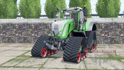 Fendt 933 Vario crawler modules for Farming Simulator 2017