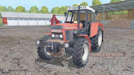 Zetor 16145 Turbo moving elements for Farming Simulator 2015