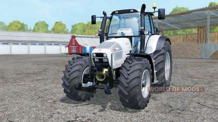 Hurlimann XL 130 loader mounting for Farming Simulator 2015