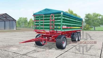 Metaltech DB 21 wheels selection for Farming Simulator 2017