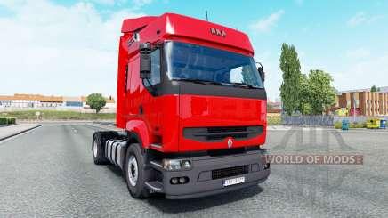Renault Premium 2006 for Euro Truck Simulator 2