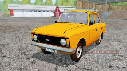 Moskvich-412ИЭ-028 for Farming Simulator 2015