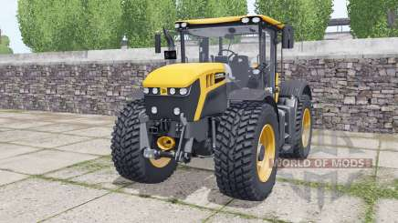 JCB Fastrac 4160 loader mounting for Farming Simulator 2017