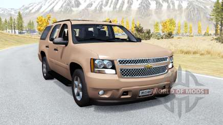 Chevrolet Tahoe (GMT900) for BeamNG Drive