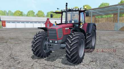 Fendt Favorit 822 Turboshift extra weights for Farming Simulator 2015