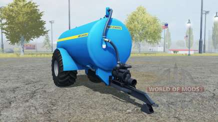 Fleminɠ ST2000 for Farming Simulator 2013
