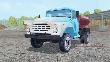 ZIL 130Д1 1986 for Farming Simulator 2015