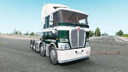 Kenworth K200 8x4 for Euro Truck Simulator 2