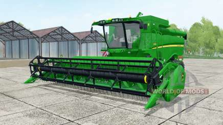 John Deere Ȿ650 for Farming Simulator 2017