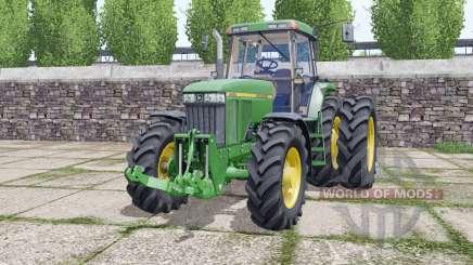 John Deere 7510 for Farming Simulator 2017