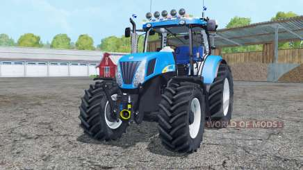 New Holland T7050 2007 for Farming Simulator 2015