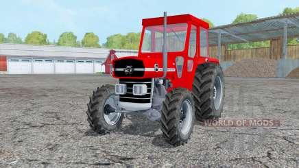 Massey Fergusoɲ 135 for Farming Simulator 2015