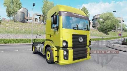 Volkswagen Constellation tractor 19-320 for Euro Truck Simulator 2