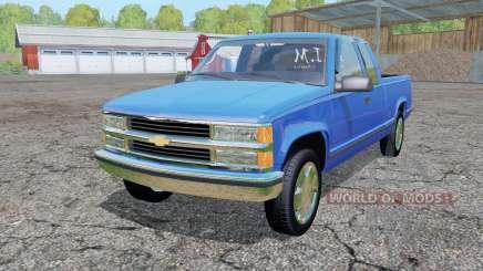 Chevrolet K1500 Extended Cab for Farming Simulator 2015