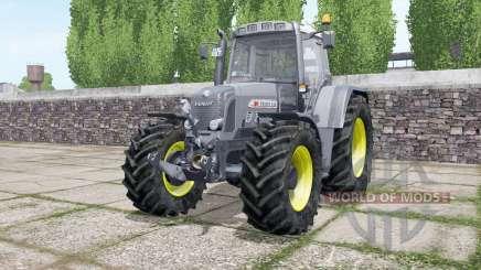 Fendt 818 Vario TMS gray for Farming Simulator 2017