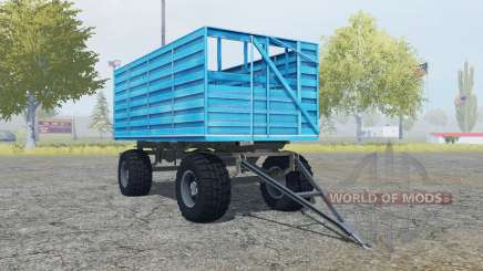 Conow HW 80 blue for Farming Simulator 2013