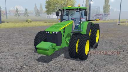 John Deere 8345R for Farming Simulator 2013