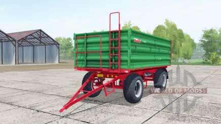 Warfama T-670 green for Farming Simulator 2017